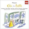 Mozart: Cosi fan tutte  / Bernard Haitink(cond), London Philharmonic Orchestra, Carol Vaness(S), Delores Ziegler(Ms), John Aler(T), etc<限定盤>