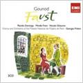 Gounod :Faust  / Georges Pretre(cond), Paris Opera Orchestra and Chorus, Placido Domingo(T), Mirella Freni(S), Nicolai Ghiaurov(B), Thomas Allen(Br), etc<限定盤>