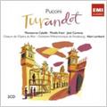 Puccini: Turandot  / Alain Lombard, Montserrat Caballe, Mirella Freni, Jose Carreras  <限定盤>