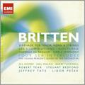 Britten: Serenade Op.31, Les Illuminations Op.18, Nocturne Op.60, etc