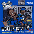 Wballz 187.4 FM Vol.1 Hosted By Bigg Snoop Dogg