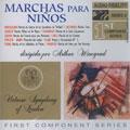 MARCHAS PARA NINOS -SCHUBERT/BEETHOVEN/MENDELSSOHN/ETC:ARTHUR WINOGRAD(cond)/VIRTUOSO SYMPHONY OF LONDON