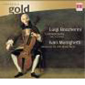 Boccherini: Cello Concertos / Ivan Monighetti, Akademie fur Alte Musik Berlin