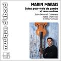 Marin Marais: Suites for Viola da Gamba and Continuo