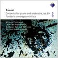 Busoni :Fantasia Contrappuntistica/Piano Concerto op.39:Gennadi Rozhdestvensky(cond)/Orchestre National de France/etc