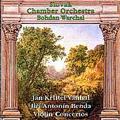 Vanhal, J.A.Benda: Violin Concertos / Andrea Sestakova, Bohdan Warchal, Slovak Chamber Orchestra