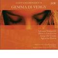 Donizetti :Gemma di Vergy (12/10/1977):Francesco Molinari-Pradelli(cond)/Orchestra & Coro del Teatro San Carlo di Napoli/etc