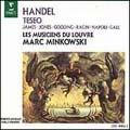 Handel : Teseo / Jones , Minkowski & Musicians du Louvre