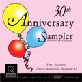 REFERENCE RECORDINGS -30TH ANNIVERSARY SAMPLER