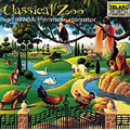 Classical Zoo -Carnival of the Animals: Rossini, Respighi, Sibelius, Saint-Saens (5/1983-5/1993) / Yoel Levi(cond), Itzhak Perlman(cond), Atlanta SO