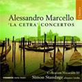 "A.Marcello:""La Cetra"" Concertos No.1-No.6/etc: Simon Standage(vn&cond)/Collegium Musicum 90"
