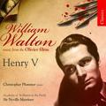 W.Walton: Henry V :Neville Marriner(cond)/ASMF & Chorus/Christopher Plummer(narrator)/etc