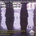 ショスタコーヴィチ: 交響曲第5、9番