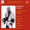 The Gigli Edition Vol. 11/Milan, Berlin And Rome Recordings 1941-1943/Cilea:L'Arlesiana/Puccini:Manon Lescaut/Mascagni:Lodoletta:Beniamino Gigli