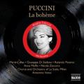 Puccini: La Boheme (8/3-4, 9/12/1956) / Giuseppe Di Stefano(T), Maria Callas(S), Rolando Panerai(Br), Antonino Votto(cond), Milan La Scala Orchestra & Chorus, Antonio Tonini(cond), Milan Symphony Orchestra