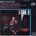Beethoven: Violin Sonatas No.5, No.7 (1/1983) / Ralph Holmes(vn), Richard Burnett(fp)