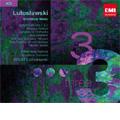 Lutoslawski Plays Lutoslawski; Symphonies, Concertos (1976-1977) / Witold Lutoslawski(cond), Polish Radio National Symphony Orchestra, Louis Devos(T), etc
