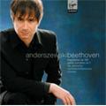 Beethoven: Piano Concerto No.1 Op.15, 6 Bagatelles Op.126 / Piotr Anderszewski(p/cond), Deutsche Kammerphilharmonie Bremen