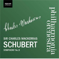 "Schubert: Symphony No.9 D.944 ""The Great"" / Charles Mackerras(cond), Philharmonia Orchestra"