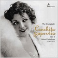 The Complete Conchita Supervia Vol.3; French Opera Arias & Songs (1930s)