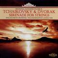 Tchaikovsky: Serenade for Strings Op.48; Dvorak: Serenade for Strings Op.22 / William Boughton, English String Orchestra