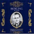 Jussi Bjoring in Song (1930-1937)