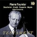 Cello Concertos - Boccherini, et al / Pierre Fournier
