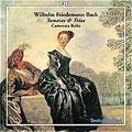 W.F.Bach: Sonatas & Trios with B.C., etc