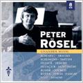 Chamber Works - Schubert, Brahms, et al / Peter Rosel, et al
