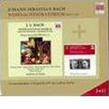 J.S.Bach: Christmas Oratorio / Ludwig Guttler(cond), Virtuosi Saxoniae, Christiane Oelze(S), Hans-Peter Blochwitz(T), etc