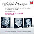 Mendelssohn: Auf Flugeln des Gesanges / Peter Schreier, Walter Olbertz