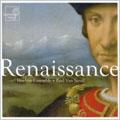 RENAISSANCE:PAUL VAN NEVEL(cond)/HUELGAS ENSEMBLE