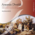 Dvorak: String Quartets No.13 Op.106 B.192, No.14 Op.105 B.193 / Prazak Quartet