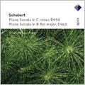 SCHUBERT:PIANO SONATA NO.19/NO.21:E.LEONSKAJA(p)