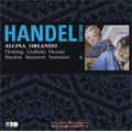 Handel: Alcina, Orlando / William Christie(cond), Les Arts Florissants, Renee Fleming(S), Natalie Dessay(S), Susan Graham(Ms), etc