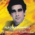Sempre Belcanto: The Legendary First Recital Recording; Opera Arias /Placido Domingo(T), Nello Santi(cond), Berlin Deutsche Oper Orchestra