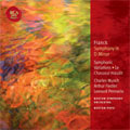 Classic Library:Franck:Symphony In D Minor/La Chasseur Maudit/Symphonic Variations:C.Munch(cond)/BSO/L.Pennario(p)/A.Fiedlr(cond)/Boston Pops Orchestra