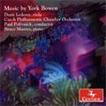 MUSIC BY YORK BOWEN:VIOLA CONCERTO OP.25/VIOLA SONATA NO.2/MELODY OP.51-2:D.LEDERER(va)/P.POLIVNICK(cond)/CZECH PHILHARMONIC CHAMBER ORCHESTRA/ETC