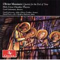 Messiaen: Quartet for the End of Time / Carol Lieberman(dir), Holy Cross Chamber Players