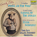 Prokofiev: Sneaky Pete and the Wolf; Saint-Saens: Carnival of the Animals / Yoel Levi(cond), Atlanta SO