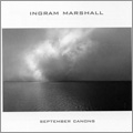 Ingram Marshall:  September Canons / Todd Reynolds, Julian Pellicano, Members of the Yale Philharmonia, etc