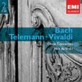 J.S.BACH:OBOE CONCERTO BWV.1053/BWV.1055/TELEMANN:OBOE CONCERTOS/VIVALDI :OBOE CONCERTOS/ETC:HAN DE VRIES(ob)/ETC