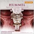 Hummel: Mass, etc / Richard Hickox, et al
