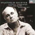 Shostakovich: 24 Preludes & Fugues Op.87 (11/30, 12/3-4/1956); Chopin: Etudes Op.10, Op.25, Fantaisie Polonaise Op.61 (2/21/1960) / Sviatoslav Richter(p)