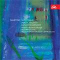 Martinu: Nipponari H.68, Magic Nights H.119 (9/3-4/1988), Czech Rhapsody H.118 (8/30-31/1985) / Jiri Belohlavek(cond), Prague SO, Kuhn Mixed Chorus, etc