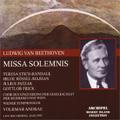 Beethoven: Missa Solemnis Op.123 (5/18/1955) / Volkmar Andreae(cond), VSO, Teresa Stich-Randall(S), etc