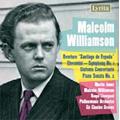 """M.Williamson: Overture """"Santiago de Espada"""", Symphony No.1 """"Elevamini"""", Sinfonia Concertante, etc / Charles Groves(cond), Royal Liverpool PO, etc"""