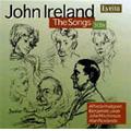 J.Ireland :The Songs -Songs of a Wayfarer/When Lights Go Rolling Round the Sky/etc :Benjamin Luxon(Br)/John Mitchinson(T)/Alan Rowlands(p)/etc