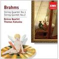 Brahms: String Quartet No.1, String Quintet No.2 / Thomas Kakuska(va), Belcea Quartet