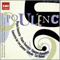 Poulenc: Organ Concerto FP.93, Piano Concerto FP.146, Concert Champetre FP.49, etc